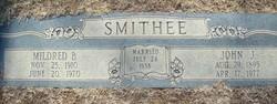 Mildred B. <i>True</i> Smithee