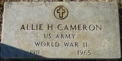 Allie H Cameron
