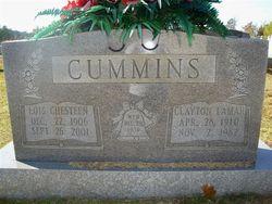 Clayton Lamar Cummins