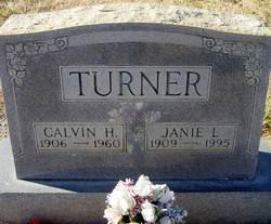 Calvin H Turner