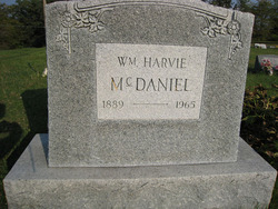 William Harvie McDaniel