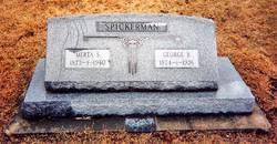George Budd Spickerman