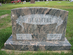 Nannie J. <i>Johnson</i> Bechtel