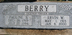 Ervin Walter Bud Berry