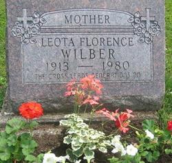 Leota Florence <i>Clark</i> Wilber