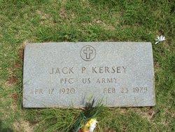 Jack P Kersey