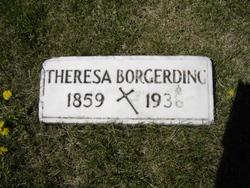 Theresa <i>Bender</i> Borgerding