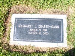 Margaret Linda <i>Hunnicutt</i> Duarte