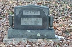 Flossie Marie Foster