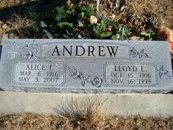 Alice Irene <i>Morley</i> Andrew