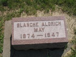 Blanche May Aldrich
