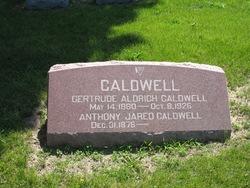 Gertrude <i>Aldrich</i> Caldwell