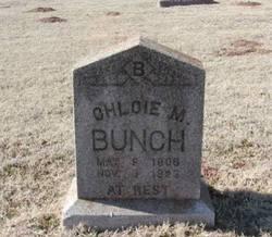 Chloie M. Bunch