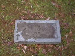 Mary M. Jackson
