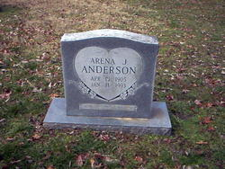Arena J. Anderson