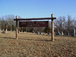 Old Cave Springs Cemetery