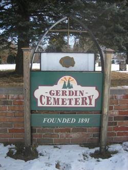 Gerdins Cemetery