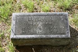 Luvena Melcina <i>Donathan</i> Alexander