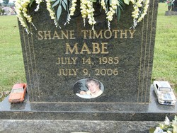 Shane Timothy Mabe