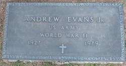 Andrew Evans, Jr