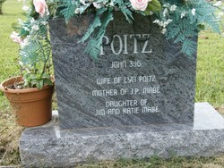 Marilyn Jean <i>Mabe</i> Poitz