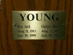 Roy Jack Daddy Jack Young