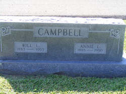 Willie Lee Will Campbell