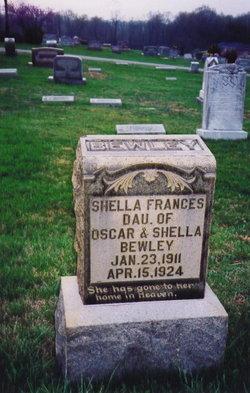 Shella Frances Bewley