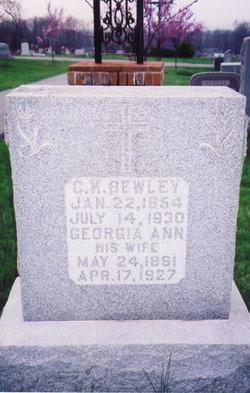 Georgia Ann <i>Smith</i> Bewley