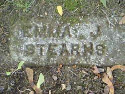 Emma J <i>Nugent</i> Stearns
