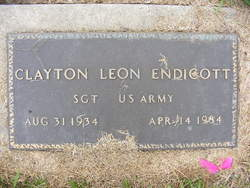 Clayton Leon Endicott