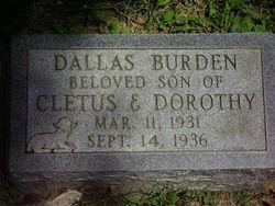 Dallas Burden