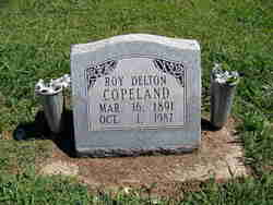 Roy Delton Copeland