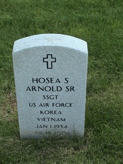 Hosea S. Arnold, Sr