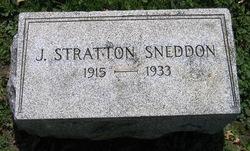 James Stratton Sneddon