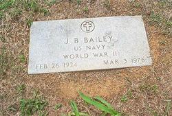 J B Bailey