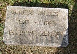 Gladys <i>Rogers</i> Wildes