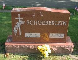 Ellen C Schoeberlein