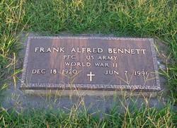 Frank Alfred Bennett