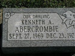 Kenneth A Abercrombie