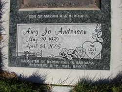 Amy Jo Anderson