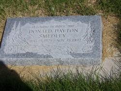 Donald Dayton Smedley