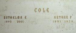 Ruthelma E. Cole