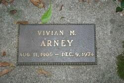 Vivian M Arney