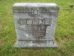 Sudah A. <i>Hemphill</i> Guthrie Boone
