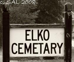 Elko Cemetery