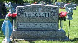 Paul Lee DeRossett