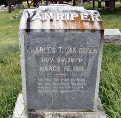 Charles T. Van Riper