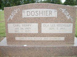 Carl Henry Doshier