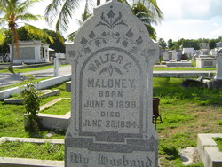 Lieut Walter C. Maloney, Jr
